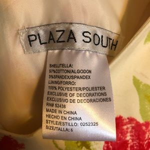 Plaza South Dresses - Plaza South Floral Dress